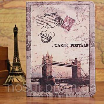 Чехол Carte Postale London для iPad 2-3-4 Apple