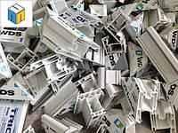 Покупаем отходы оконного профиля из ПВХ