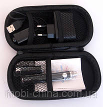 Электронная сигарета  EVOD 900 мАч, black + чехол eGo, фото 2
