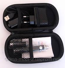 Електронна сигарета EVOD 900 мАч, black + чохол eGo, фото 2