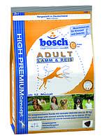 Корм для собак BOSCH HPC Эдалт (ягненок+рис) 1 кг