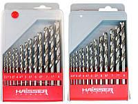 Набор свёрл по металу HAISSER от 2 - до 8