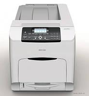 Цветной принтер Ricoh  SP C440DN. Формат А4, дуплекс.