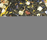 """Зеленый ароматизированный чай """"Текила-бум"""" с кусочками кактуса 50 г"""