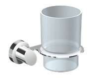 Стакан для зубных щеток нержавеющая сталь ANDEX