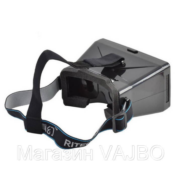 Очки виртуальной реальности ritech magic box 3d кабель пульта д/у combo по себестоимости