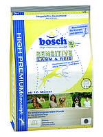 Корм для собак BOSCH HPC Сенсетив (ягненок+рис) 1 кг
