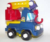 Машинка Конструктор Кузя (Kuzy), фото 1
