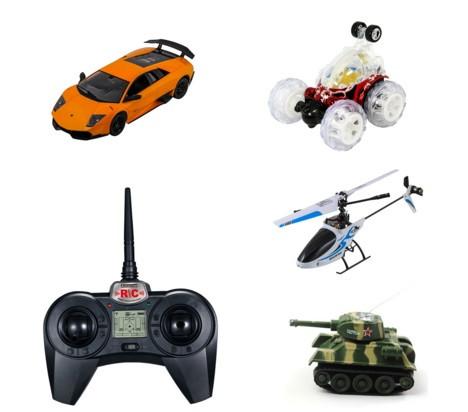 Игрушки на радиоупралении