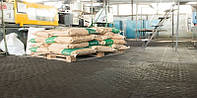 Резиновые плиты для гаражных помещений, складов, ангаров, боксов