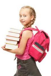 Школьные портфели, сумки, рюкзаки.