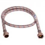 Шланг для водопровода 150 ГШ в нержавеющей оплётке