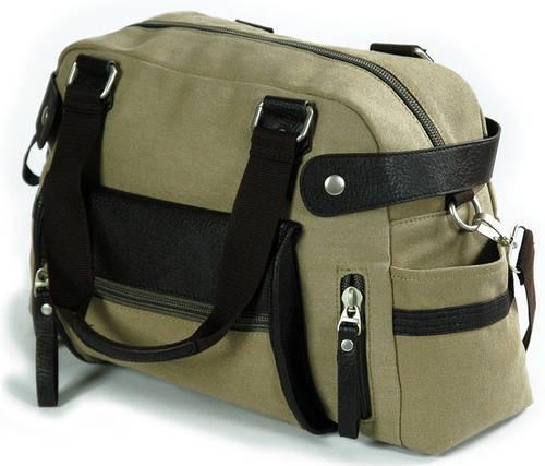 Функциональная мужская дорожная сумка с отделкой на 9 L Traum 7055-12