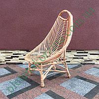 """Кресло плетеное из лозы  """"Уют"""" Арт.683"""