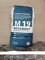 Клей для плитки Botament М 19 (25кг)