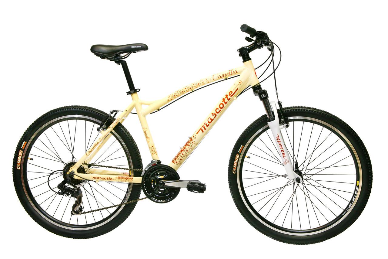 "Велосипед горный Mascotte Сamellia ledy 18""v-brake"