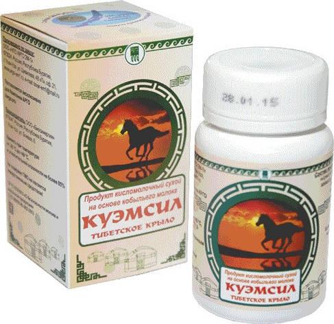 КуЭМсил Тибетское крыло - профилактика атеросклероза и преждевременного старения организма, фото 2