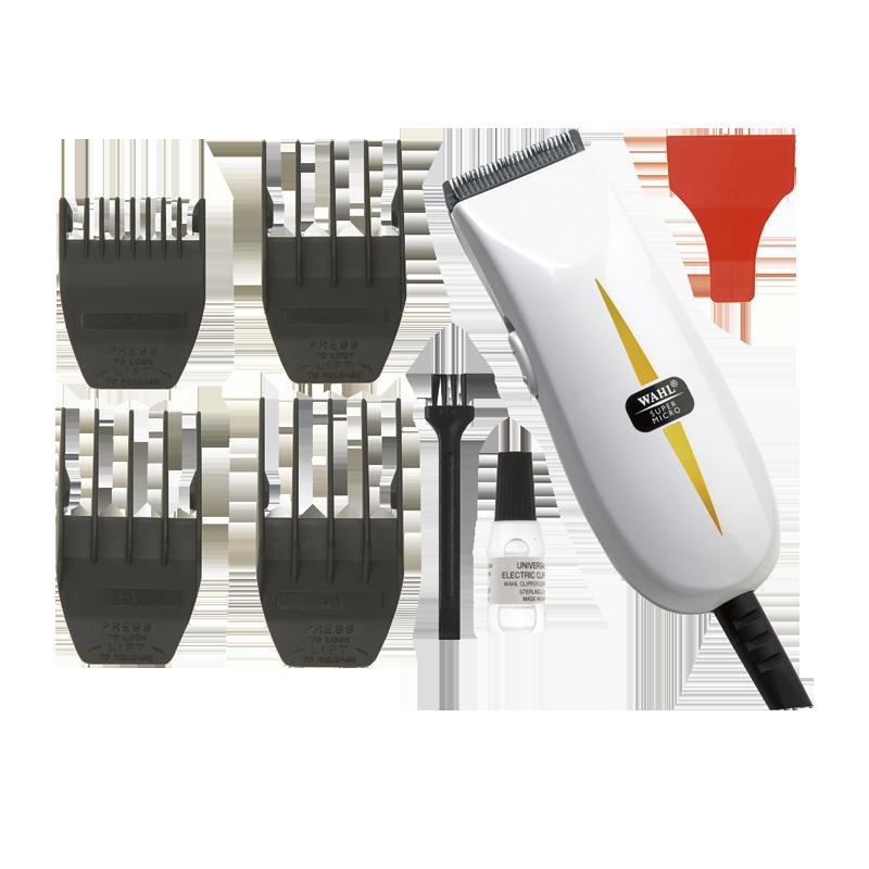 Машинка-триммер для стрижки волос Wahl Super Micro 4215-0471 (08689-1116)