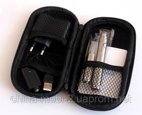Електронна сигарета EVOD 900 мАч, silver + чохол eGo, фото 3