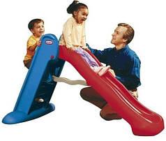 Горка для детей Вираж 150 см. Little Tikes 4884