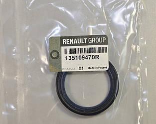 Сальник коленвала (передній) на Renault Trafic 2001-> 1.9 dCi — Renault (Орининал) - 135109470R