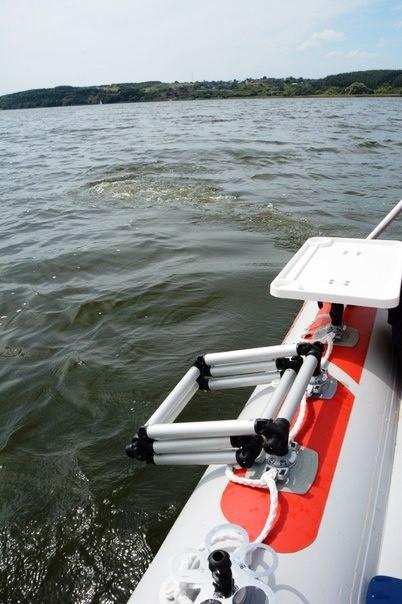 лестница для лодки ― трап ― fasten borika