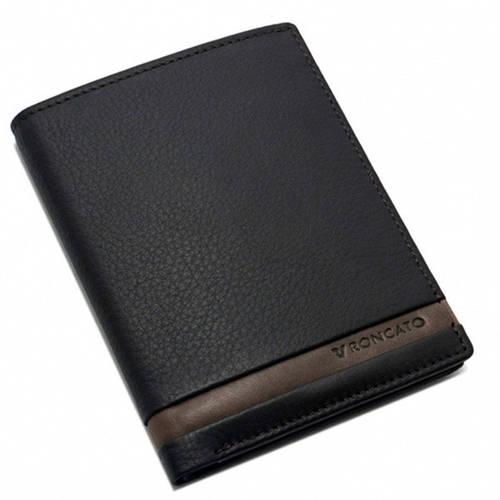 Портмоне из кожи для мужчин ТМ Roncato Cuba 410934/44 коричневый