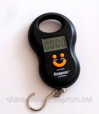 Электронный кантер Спартак ACS-168, до 50 кг new, фото 2