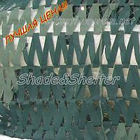 Сеть маскировочная МКТ двухцветная зеленая, размер: 3х6м
