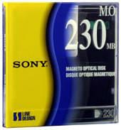 Магнито-оптический диск Sony EDM230C