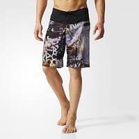Пляжные шорты мужские Adidas Performance City Collegiate AJ5623