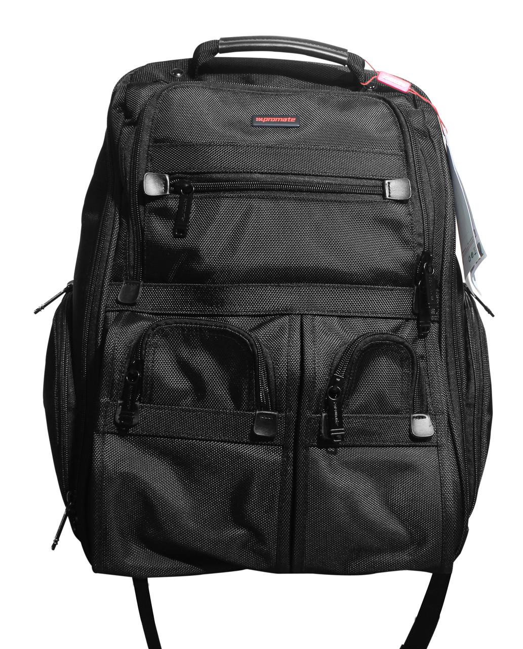 "Рюкзак для ноутбука Promate Voyage 16"" Black"