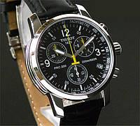 Часы TISSOT Sport в черном и белом цвете