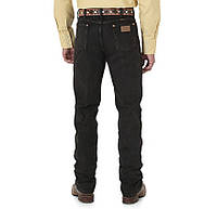 американские джинсы Wrangler Slim Fit Black Chocolate
