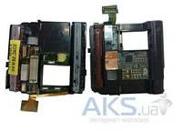Шлейф для Sony Ericsson C901 с вспышкой