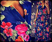 Женское длинное платье из атласа 891 купить