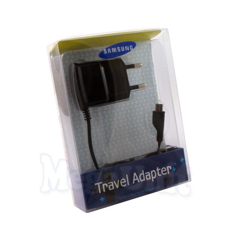 Samsung ETAOU10ebe Сетевое зарядное устройство ( microUSB ), фото 1