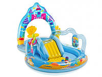 """Игровой центр """"Замок принцессы"""" Intex 57139"""