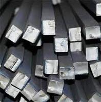Квадрат металлический 14x14мм