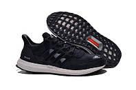 Мужские кроссовки Adidas Ultra Boost Suede (замша), фото 1