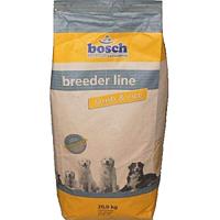 Корм для собак BOSCH Бридер (ягненок+рис) 20 кг