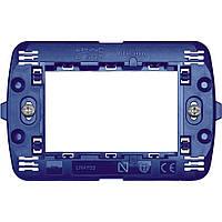 Суппорт 3 модуля Livinglight, фото 1