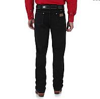 джинсы Wrangler 0936WBK Slim Fit Prewashed Shadow Black