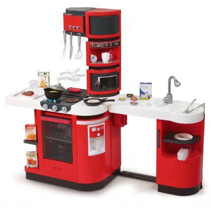 Інтерактивна кухня Smoby Master Rouge 311100, фото 2