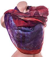 Красивый шифоновый женский шарф 186 на 100 см. ETERNO (ЭТЭРНО) ES1405-4-2