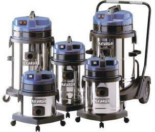 Пылесосы для сухой и влажной уборки (пылевлагососы)