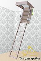 Чердачная лестница «Bukwood» ECO Mini  900x600x2800, Харьков