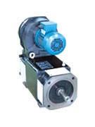 MP132LC электродвигатель постоянного тока главного движения ДИНАМО станка с ЧПУ