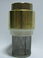 """Обратный клапан с фильтром (3/4"""")"""