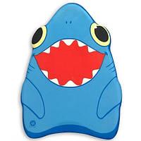 Детская доска для плавания Акула